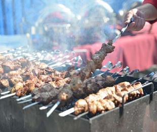 Кейтеринг барбекю в Киеве